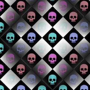 Check Mate, Checkered Skulls
