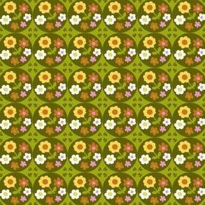 Garden Party - Green