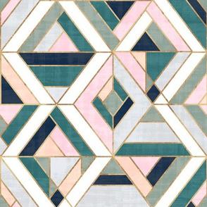 Nola mosaic-pastel