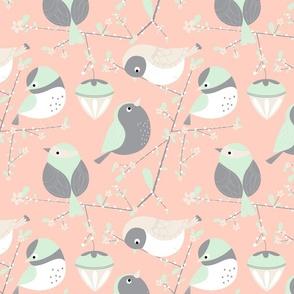 birdy pink
