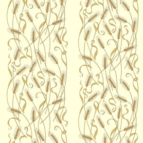Art_nouveau_wheat_wallpaper_cream