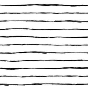 wobbly stripe BW