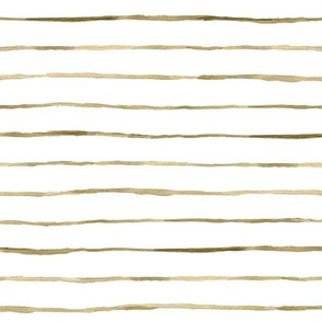 wobbly stripe gold