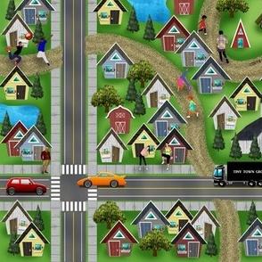 Krysti's Tiny Town Maximalist