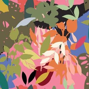 Tropicana Floral Bright