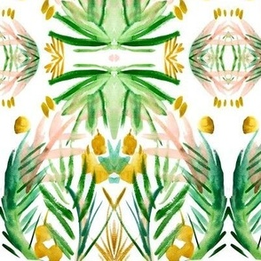 Tiki Leaves