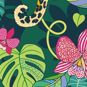BIG Bohemian Tropics