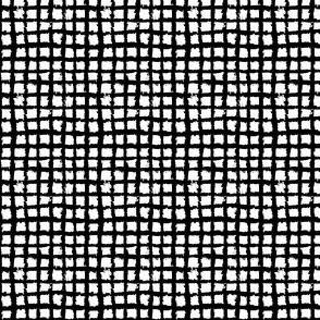 windowpane - small scale black