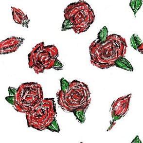 Chalky Roses
