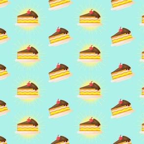 Boston Cream Pie Supreme