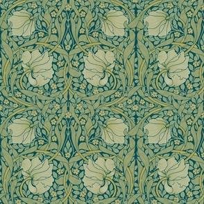 William Morris ~ Pimpernel ~ Crane