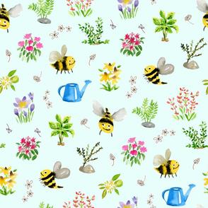 Happy Little Bee