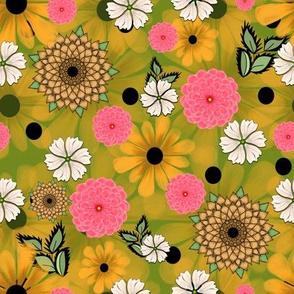 The Flower sGreen