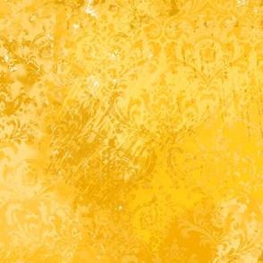 Gold Indian Brocade