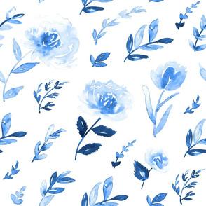 Blue April