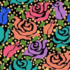 Maxi Roses