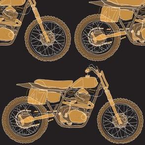 IMC650 Custom Handbuilt Motorcycle Coffee