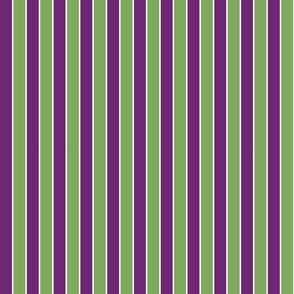 suffragette stripes