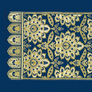 Ottoman Velvet Cushion
