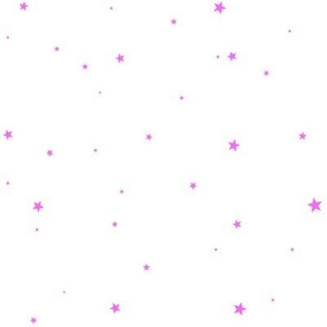 woollypetals starry eyed white with orchid purple stars