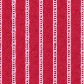 Scribble Ladder - Red
