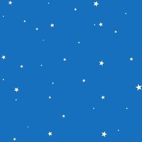 woollypetals starry eyed royal blue
