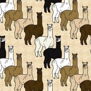 Alpaca Eight Group Fabric