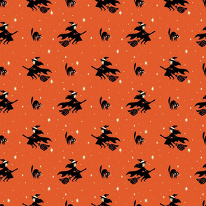 Lil Witch (Orange)