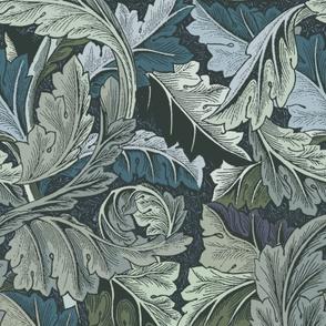 William Morris ~ Acanthus ~ Sealight