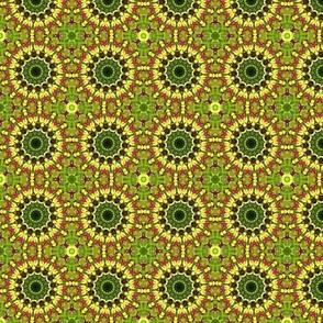 Boho Floral Pinwheels 0521