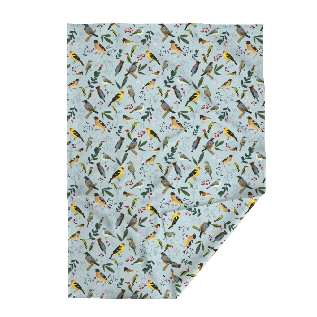 Lakenvelder Throw Blanket featuring West Coast Spring by tararoddenrobinson