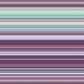 Colorful stripes | 04 – mint purple