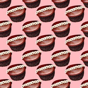 Hostess Chocolate Snack Cup Cakes