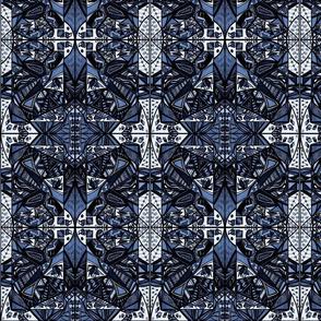 1_Navy_Blue_Small_Mirror