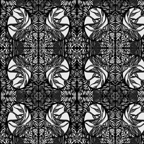 19_ Orig_Black/White_Small_Mirror_4.8x6