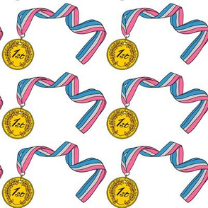 Gold Medal // First Place