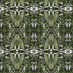 14_Green_Small_Mirror_4x5