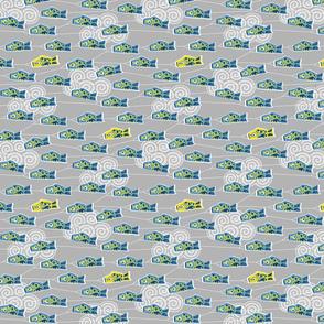 A sky full of koinoboris