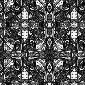 48_Black/White/Gray_Small_Mirror_5x6