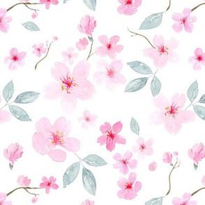 Cherry Blossom Sakura Vibrant Medium