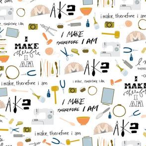Maker's Mantra