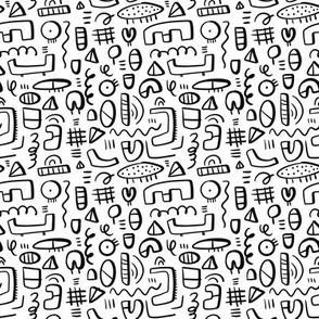 Ancient Symbols (small scale)