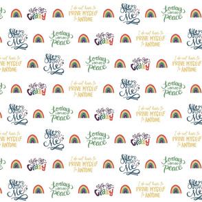 Rainbow Affirmations