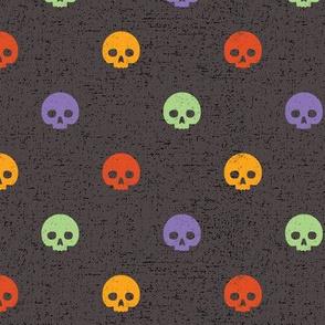 Skull Dot Multi