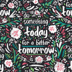 Do Something Today Affirmation