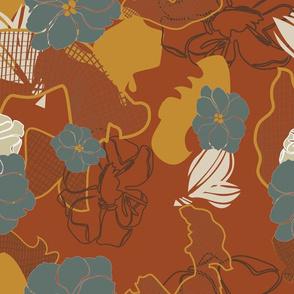lunas rust pattern