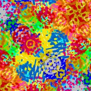 Digital tie dye