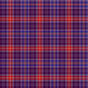 Brides plaid,  c. 1720, from the Kingussie museum , 6""