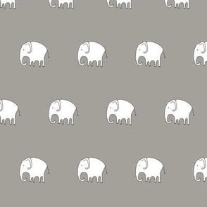 Nursery Elephants