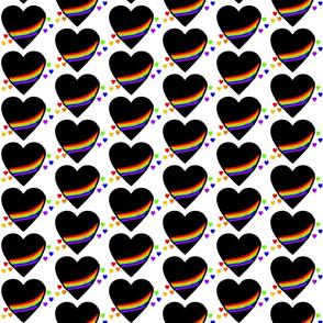Black Pride Heart
